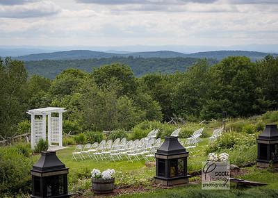 Janet & Patrick's Wedding at Cobb Hill Estate; Harrisville, NH