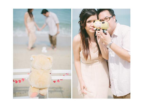 Janice & WoonCC prewedding - Teetoo