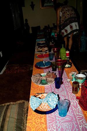 Morocco Dinner