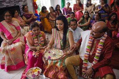 Janki and Amar Wedding - Day 1