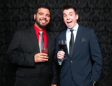 Jarad and Matt - Photo Booth