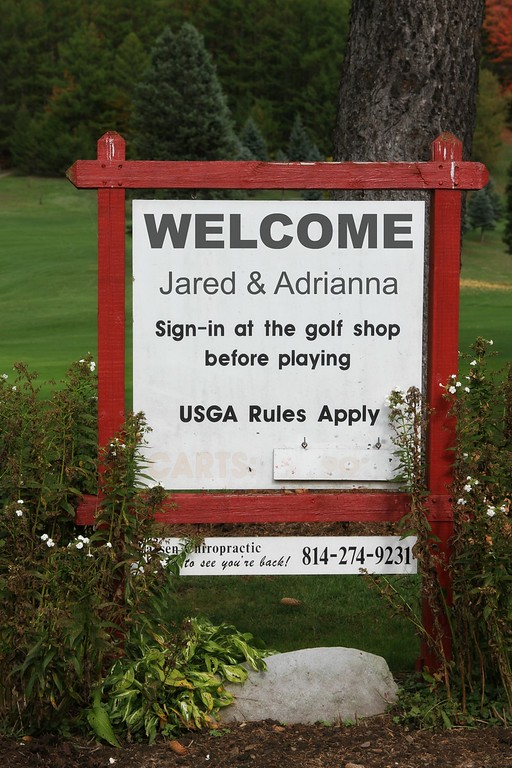 Jared & Adrianna White - Reception