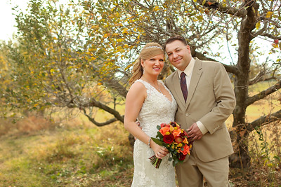 Jared & Amanda Mason- October 24, 2015