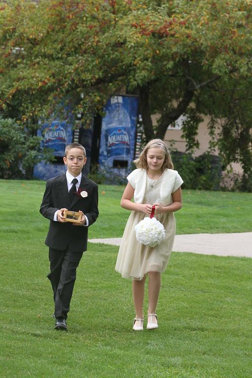 Jared & Andriana White - Wedding