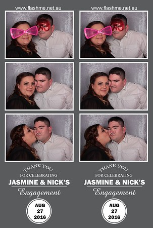 Jasmine & Nick's Engagement Party - 27 August 2016