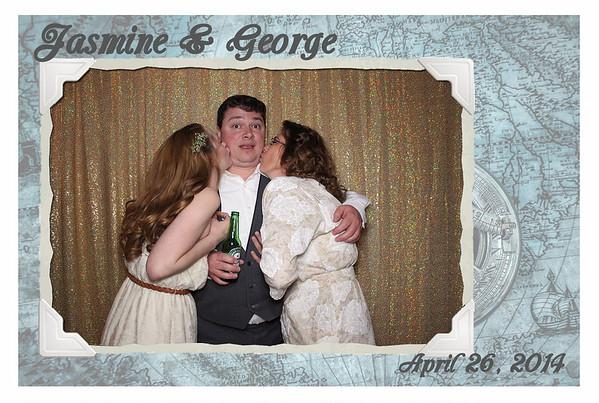 Jasmine & George 04/26/2014