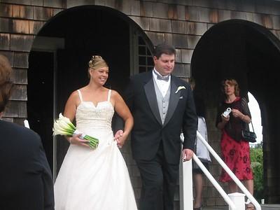 "Jason ""Bubba"" & Sam's Wedding, Bay Head and Pt. Pleasant, New Jersey, September 10-12, 2004"