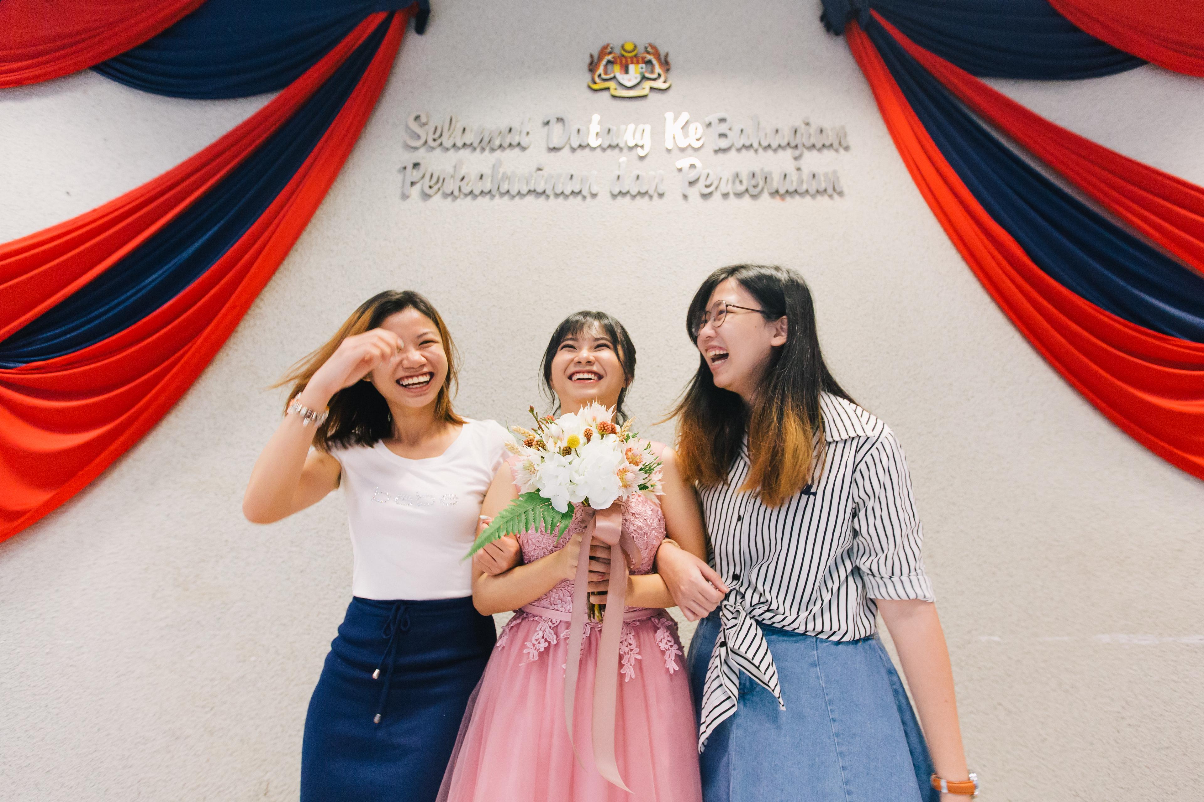 Rom in Putrajaya National Registration Department JPN, Malaysia