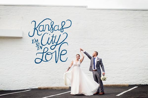 Jason + Katie's Wedding Day