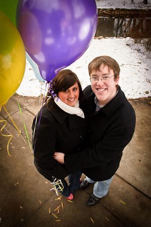 Jason and Alicia
