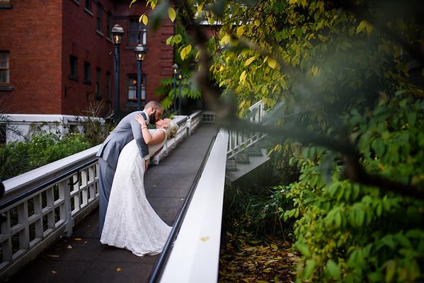 Jason and Erin Wedding