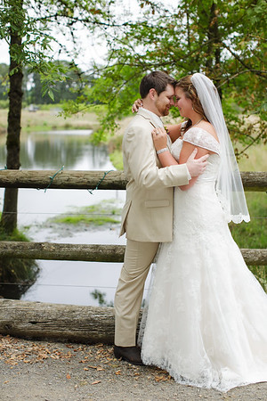 First Looks and Couple's Pics