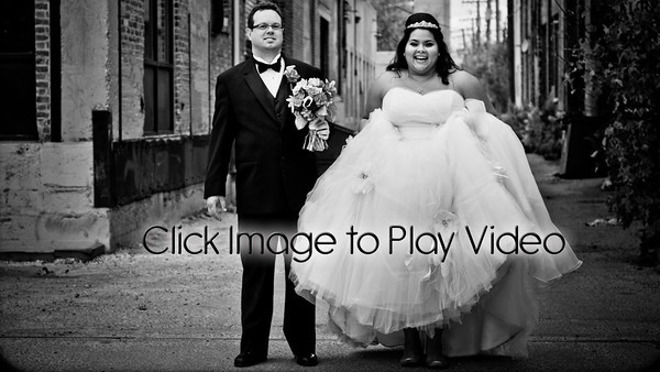 Jason + Sarah = Married!