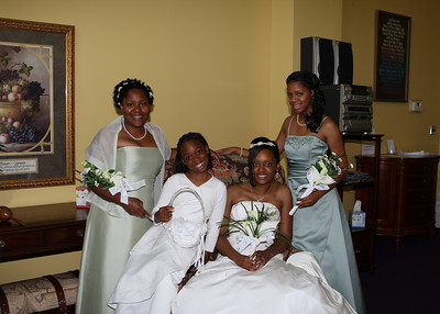 Javon and Alicia Wedding