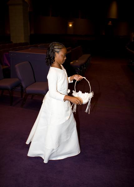 Javon and Alicia Wedding