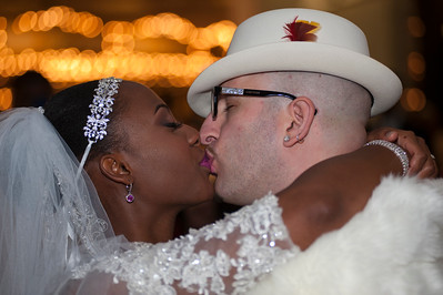 Jay & Antoinette Deitcher Wedding Photos