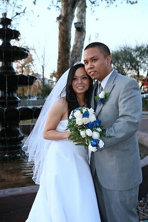 Jay & Mary's Wedding