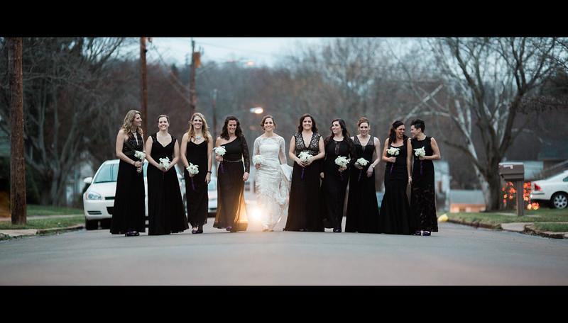3. Bridesmaids