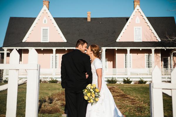 jaymee+dave wedding