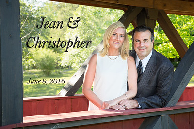 Jean and Christopher