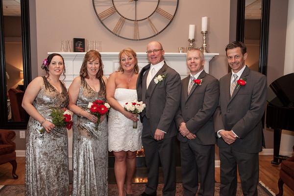 Jeanne + Scott Wedding 2-14-14
