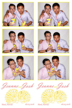 Jeanne and Josh