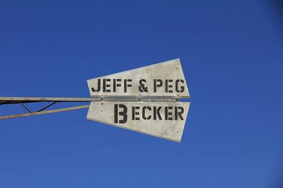 Jeff & Peggy Becker Wedding