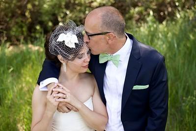 Jeff & Trisha Married