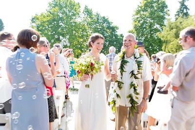 Jeff and Adrienne Wedding