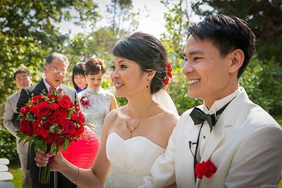 Jeff and Jasmine's Wedding - 2013