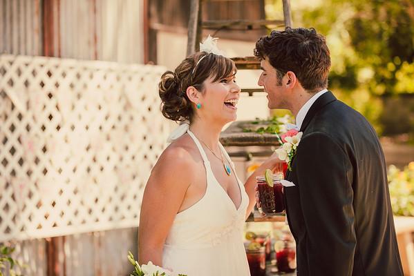 Between (Jeff and Nati's Wedding)