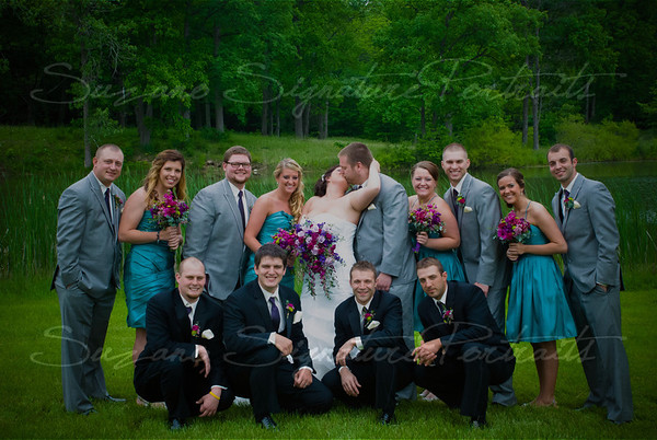 {Bridal Party}