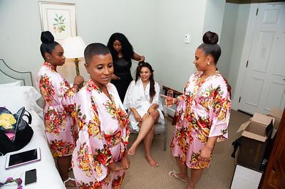 Jeffery Young & Aisha Alexander Wedding Celebration @ Duke Mansion 9-1-18 by Jon Strayhorn & Ed Chavis