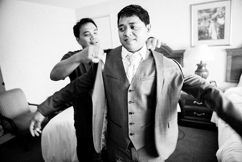 Jem & An An Wedding