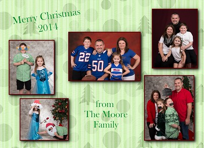 Moore Christmas cards 2014-3