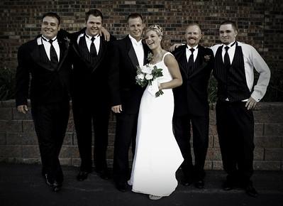 Jen & Joe Post Wedding