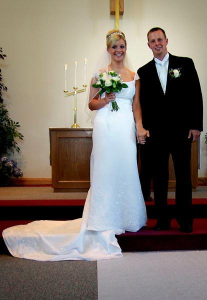 Jen & Joe Wedding