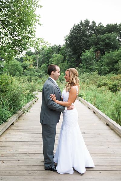 Jen + Matt Wedding