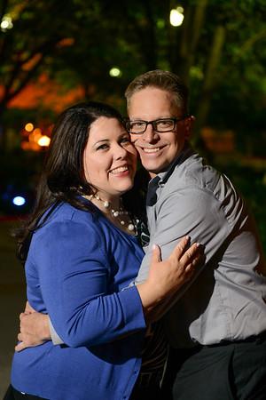 Jen & Scott Engagement