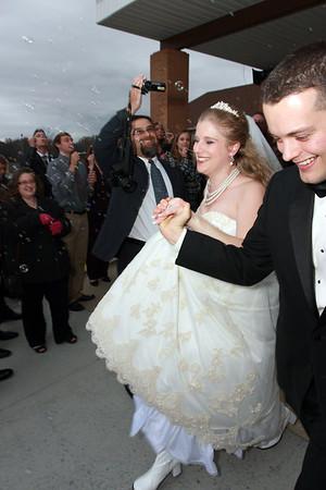 Andrew and Jen Knafel