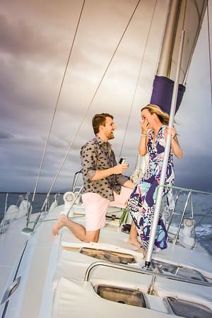 Jen and Austin | Engagement Edits