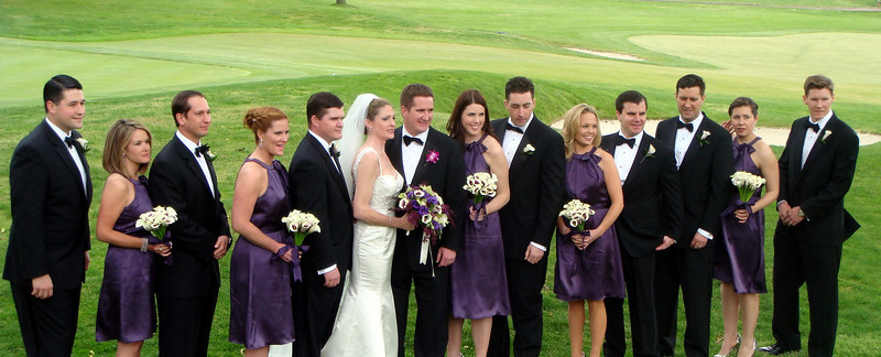 Jen and Dausey's Wedding