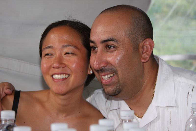 Tamara and Fabian