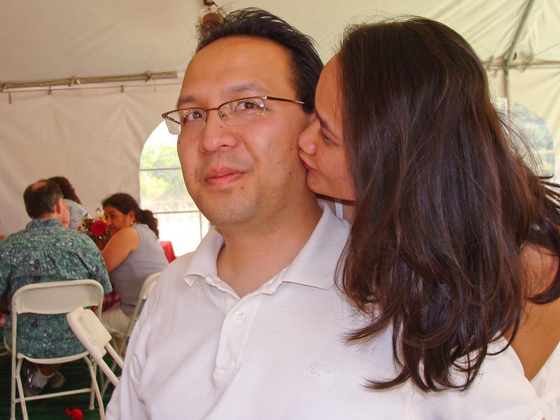 Vu and Catherine