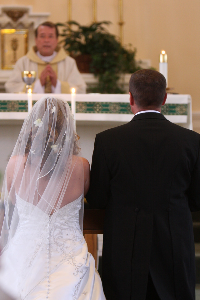 Taking the Lord's Supper as Man and Wife