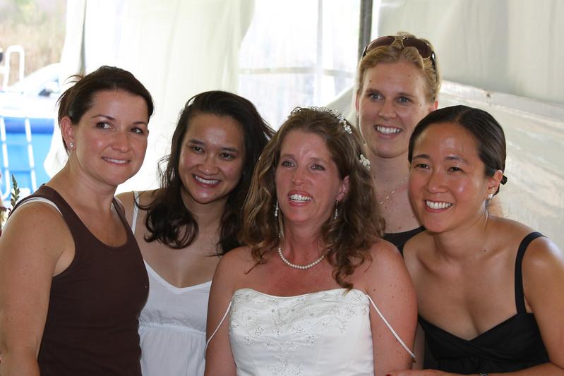 Melissa, Catherine, Jen, Stephanie, Tamara