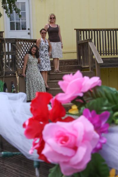 Catherine, Melissa and Stephanie