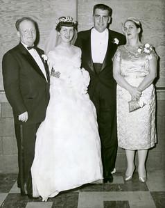 Richard & Mary Ann Schmitt November 27, 1957
