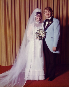 Thomas & Daisy Ponting August 18, 1973