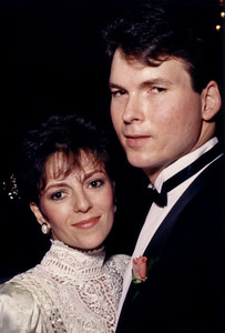 Jeff and Lynne Towers July 28, 1989